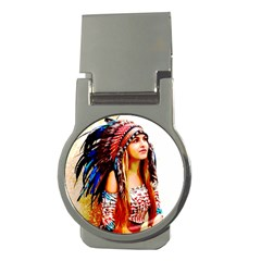 Indian 22 Money Clips (round)  by indianwarrior