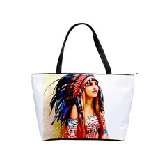 Indian 22 Shoulder Handbags by indianwarrior