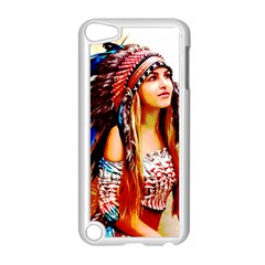 Indian 22 Apple Ipod Touch 5 Case (white) by indianwarrior