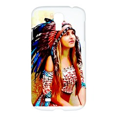 Indian 22 Samsung Galaxy S4 I9500/i9505 Hardshell Case by indianwarrior