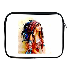 Indian 22 Apple Ipad 2/3/4 Zipper Cases by indianwarrior