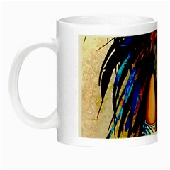 Indian 22 Night Luminous Mugs by indianwarrior