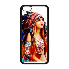 Indian 22 Apple Iphone 5c Seamless Case (black) by indianwarrior
