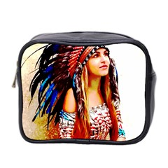 Indian 22 Mini Toiletries Bag 2 Side by indianwarrior