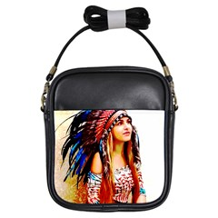 Indian 22 Girls Sling Bags by indianwarrior