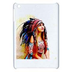 Indian 22 Apple Ipad Mini Hardshell Case by indianwarrior