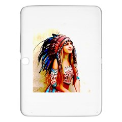 Indian 22 Samsung Galaxy Tab 3 (10 1 ) P5200 Hardshell Case  by indianwarrior