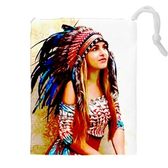Indian 22 Drawstring Pouches (xxl) by indianwarrior