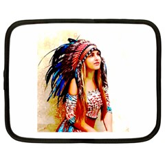 Indian 22 Netbook Case (xxl)  by indianwarrior
