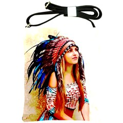 Indian 22 Shoulder Sling Bags by indianwarrior