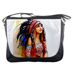 Indian 22 Messenger Bags by indianwarrior