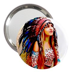 Indian 22 3  Handbag Mirrors by indianwarrior