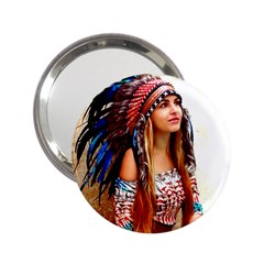 Indian 21 2 25  Handbag Mirrors by indianwarrior