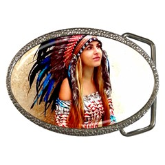 Indian 21 Belt Buckles by indianwarrior