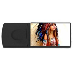 Indian 21 Usb Flash Drive Rectangular (4 Gb)