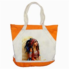 Indian 21 Accent Tote Bag by indianwarrior