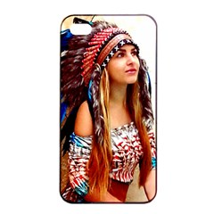 Indian 21 Apple Iphone 4/4s Seamless Case (black) by indianwarrior