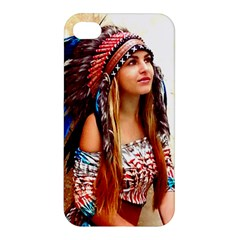 Indian 21 Apple Iphone 4/4s Premium Hardshell Case by indianwarrior