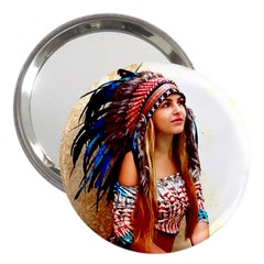 Indian 21 3  Handbag Mirrors by indianwarrior