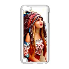 Indian 21 Apple Ipod Touch 5 Case (white) by indianwarrior