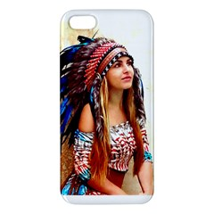 Indian 21 Iphone 5s Premium Hardshell Case by indianwarrior