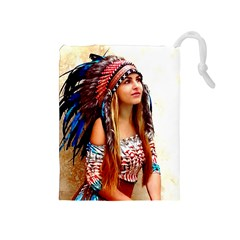 Indian 21 Drawstring Pouches (medium)  by indianwarrior