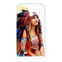 Indian 21 Samsung Galaxy S4 I9500/i9505 Hardshell Case by indianwarrior