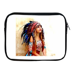 Indian 21 Apple Ipad 2/3/4 Zipper Cases by indianwarrior