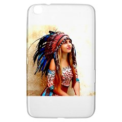 Indian 21 Samsung Galaxy Tab 3 (8 ) T3100 Hardshell Case  by indianwarrior