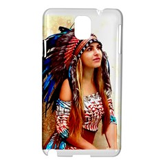 Indian 21 Samsung Galaxy Note 3 N9005 Hardshell Case by indianwarrior