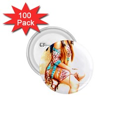 Indian 18 1 75  Buttons (100 Pack)  by indianwarrior