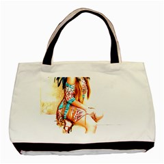 Indian 18 Basic Tote Bag (two Sides) by indianwarrior