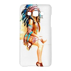 Indian 18 Samsung Galaxy A5 Hardshell Case  by indianwarrior