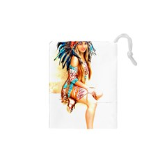 Indian 18 Drawstring Pouches (xs)  by indianwarrior