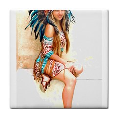Indian 17 Face Towel by indianwarrior