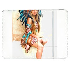 Indian 17 Samsung Galaxy Tab 7  P1000 Flip Case by indianwarrior