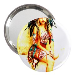 Indian 16 3  Handbag Mirrors by indianwarrior