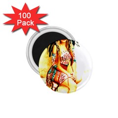 Indian 16 1 75  Magnets (100 Pack)  by indianwarrior