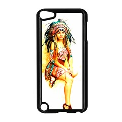 Indian 16 Apple Ipod Touch 5 Case (black) by indianwarrior