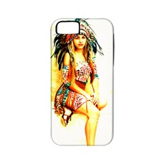 Indian 16 Apple Iphone 5 Classic Hardshell Case (pc+silicone) by indianwarrior