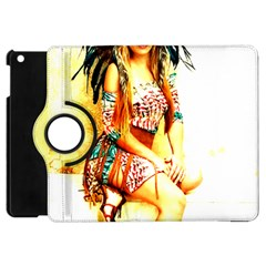 Indian 16 Apple Ipad Mini Flip 360 Case by indianwarrior