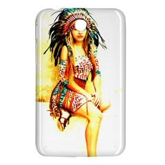 Indian 16 Samsung Galaxy Tab 3 (7 ) P3200 Hardshell Case  by indianwarrior