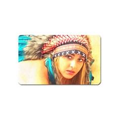 Indian 14 Magnet (name Card) by indianwarrior