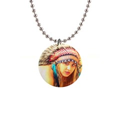Indian 14 Button Necklaces by indianwarrior