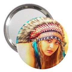 Indian 14 3  Handbag Mirrors by indianwarrior