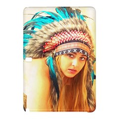 Indian 14 Samsung Galaxy Tab Pro 10 1 Hardshell Case by indianwarrior