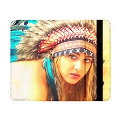 Indian 14 Samsung Galaxy Tab Pro 8 4  Flip Case by indianwarrior
