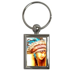Indian 12 Key Chains (rectangle)  by indianwarrior