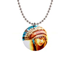 Indian 12 Button Necklaces by indianwarrior