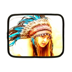 Indian 12 Netbook Case (small)  by indianwarrior
